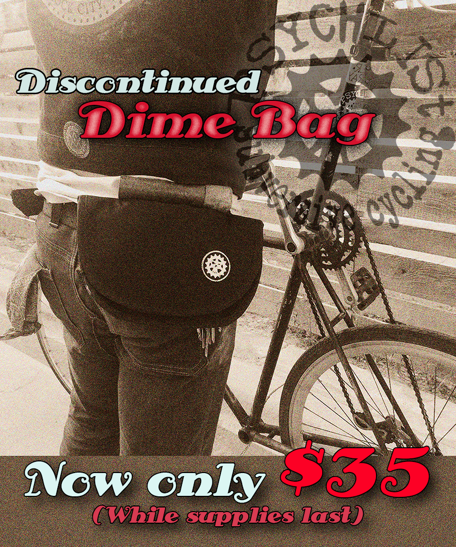 Discontinued Dime Bag - On Sale Now!